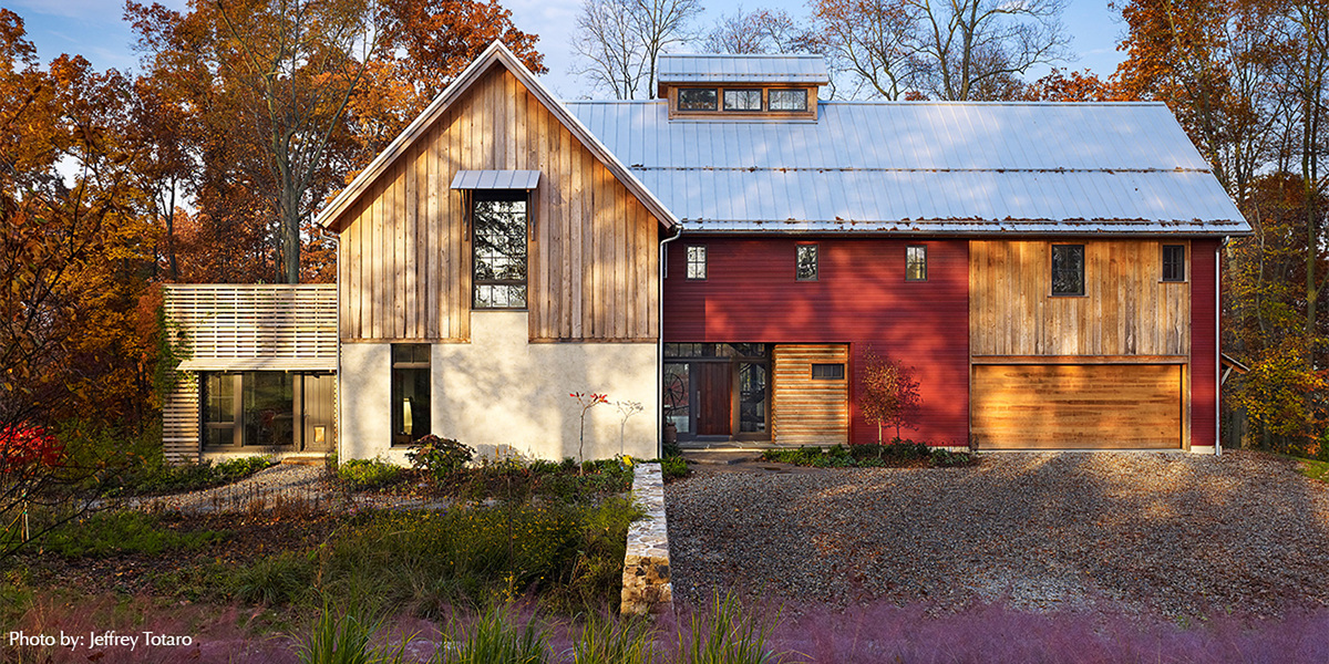 Bragg Hill in West Chester, Pennsylvania by Moger Mehrhof Architects