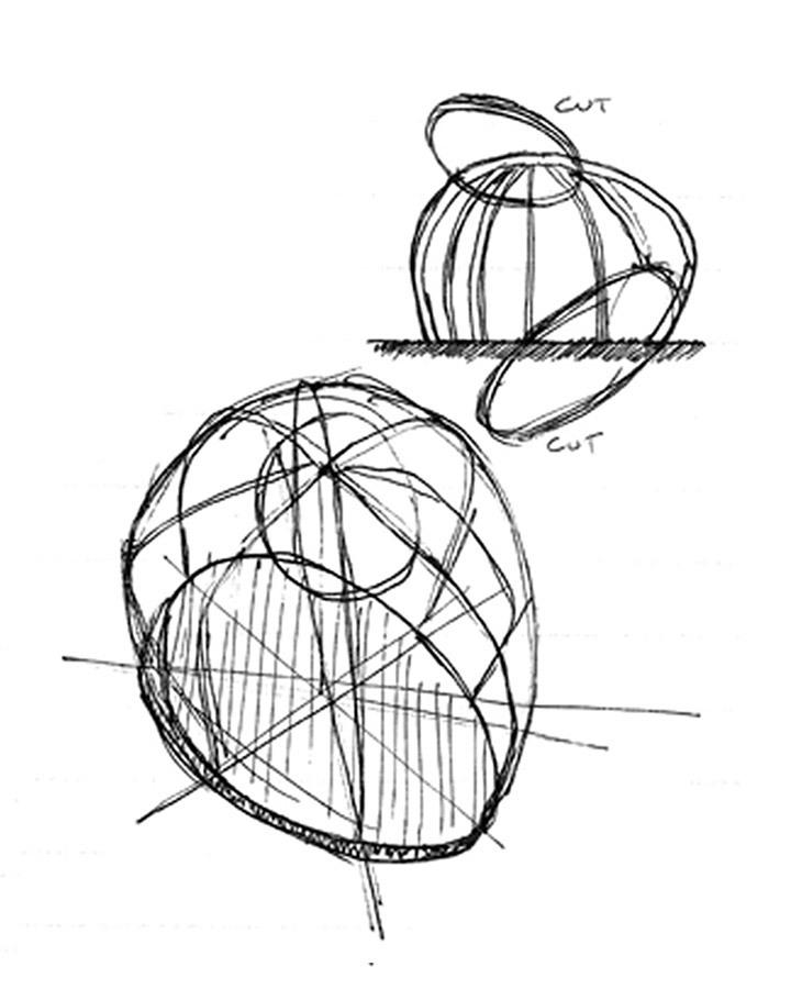 Concept sketch (Image: KNEstudio)