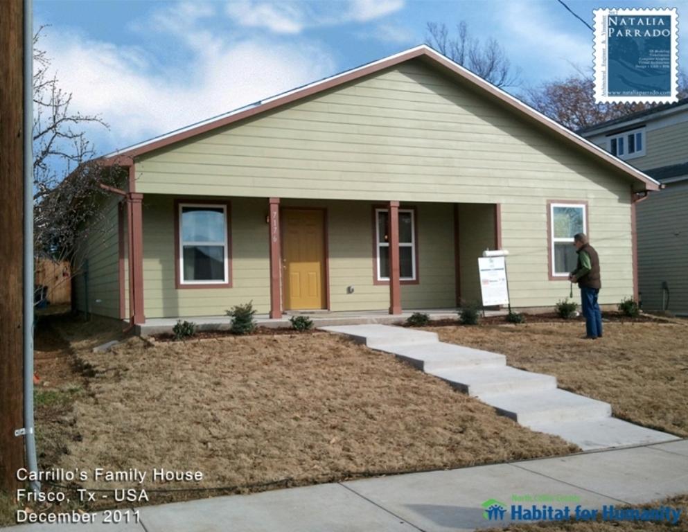 House design volunteering in habitat for humanity for Habitat for humanity home plans