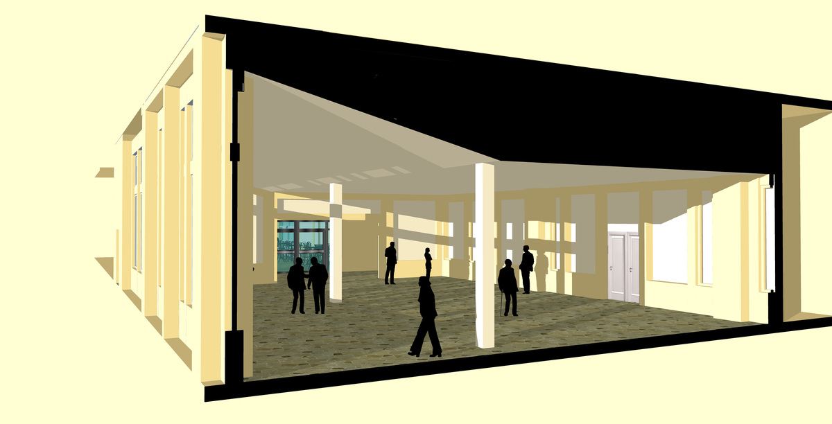 Museum Perspective Section