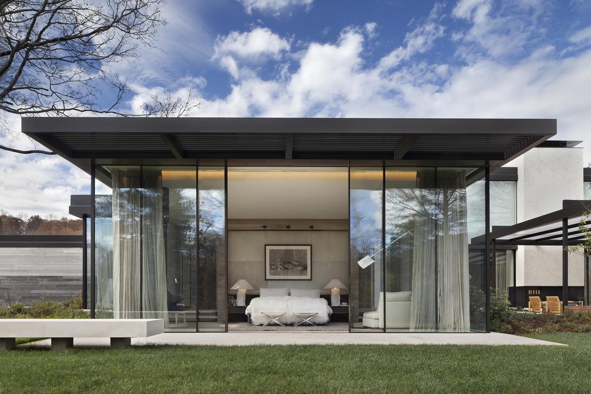 Tennessee farmhouse meyer davis studio archinect for Farmhouse architecture