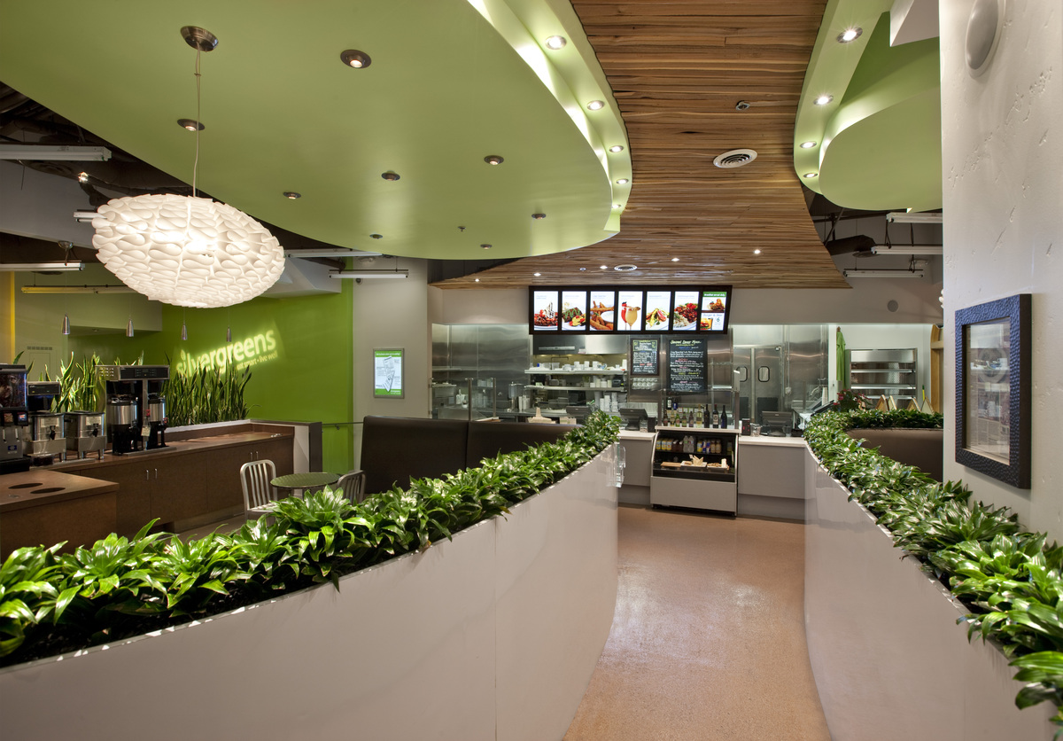Silvergreens josh blumer archinect for Commercial interiors