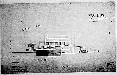 Le Corbuser, Carpenter Center at Harvard University