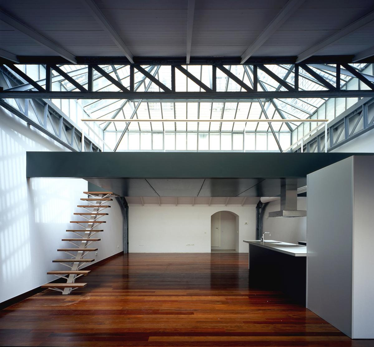 Rehabilitaci n edificio c conde de romanones madrid - Lofts en madrid ...