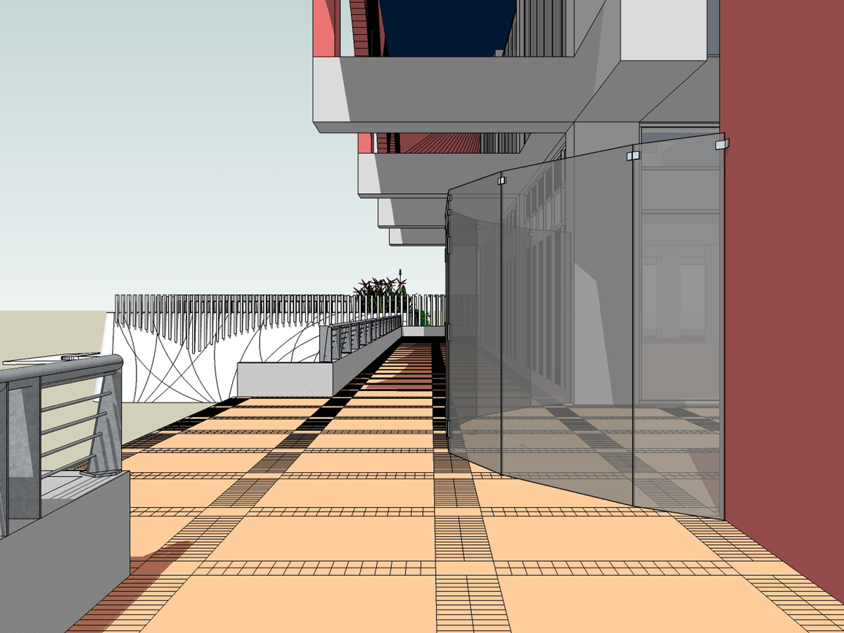 2nd design (South View) 3 of 3