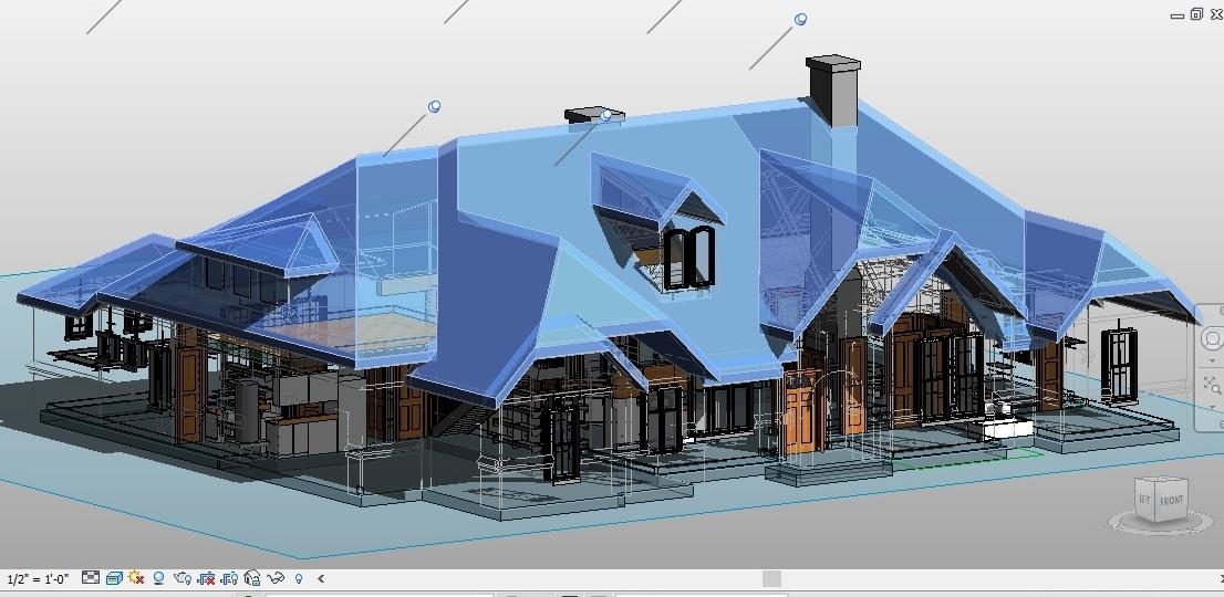 Autocad revit architecture documentation drafting 3d for Architecture firms that use revit