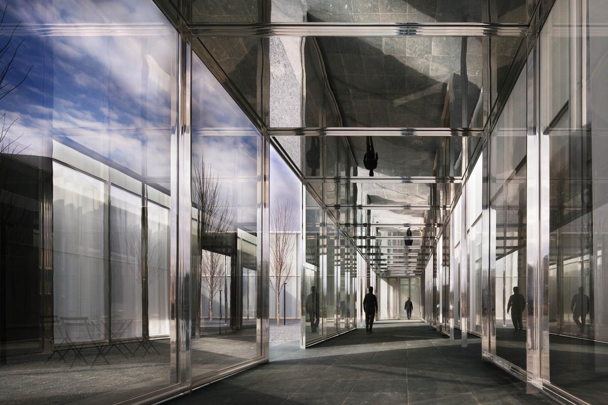 North Carolina Museum of Art | Gabriel Smith FAIA | Archinect