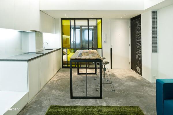 Loft Unit - Atria Serviced Apartment