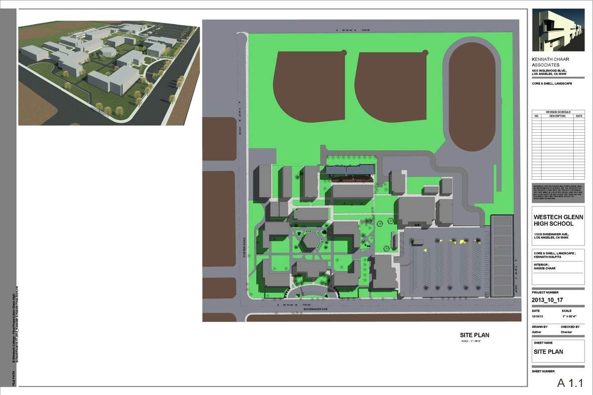 Site Plan Revit : Westech college revit modeling kennath walpita leed