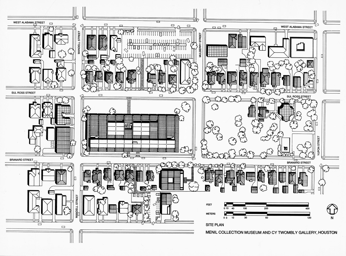 Site plan (Image: Rpbw, Renzo Piano Building Workshop)