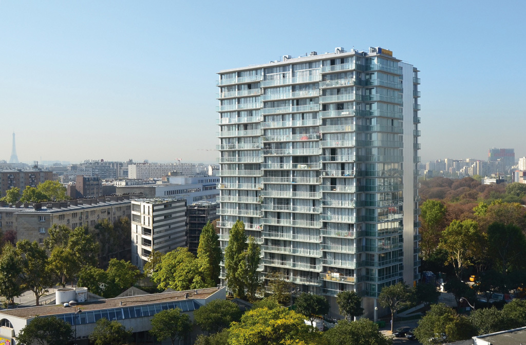 Architecture Category Winner: TOUR BOIS-LE-PRÊTRE, PARIS, Designed by Frédéric Druot, Anne Lacaton and Jean-Philippe Vassal