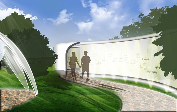 Reflect Park View: Google SketchUp, Adobe Photoshop