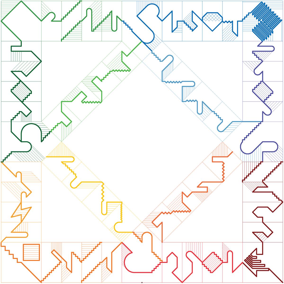 ECO-MONOPOLY game outline. Image: Jia Ma