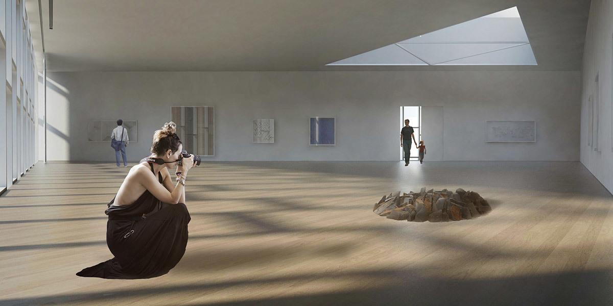 Multi-purpose room (Image: studio SH)
