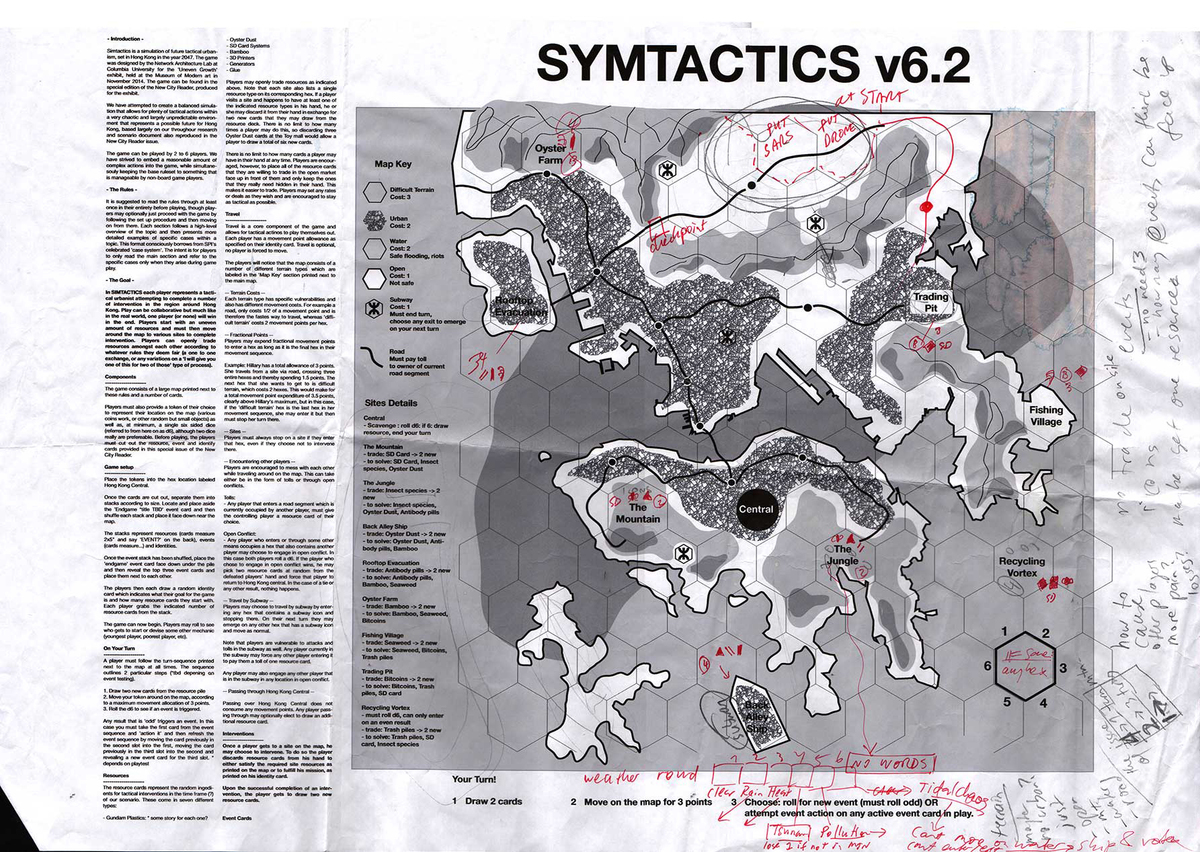 "SYMTACTICS, version 6.2 ""pre-Vienna,"" courtesy of Network Architecture Lab."