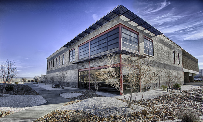 NASA Consolidated Information Technology Center, Development One (Photo Courtesy Development Ones Archinect Profile)