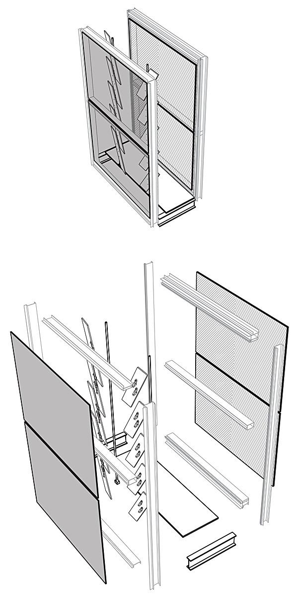 Unit Assembly Diagram