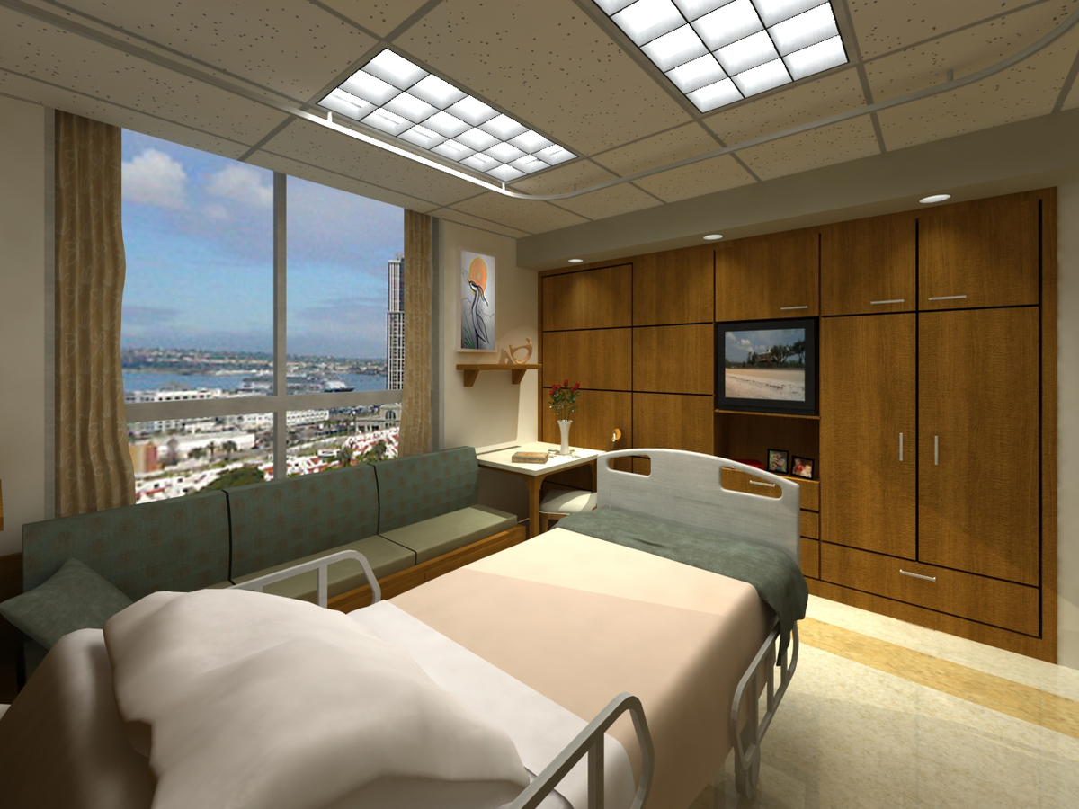 Cleveland Clinic Private Rooms
