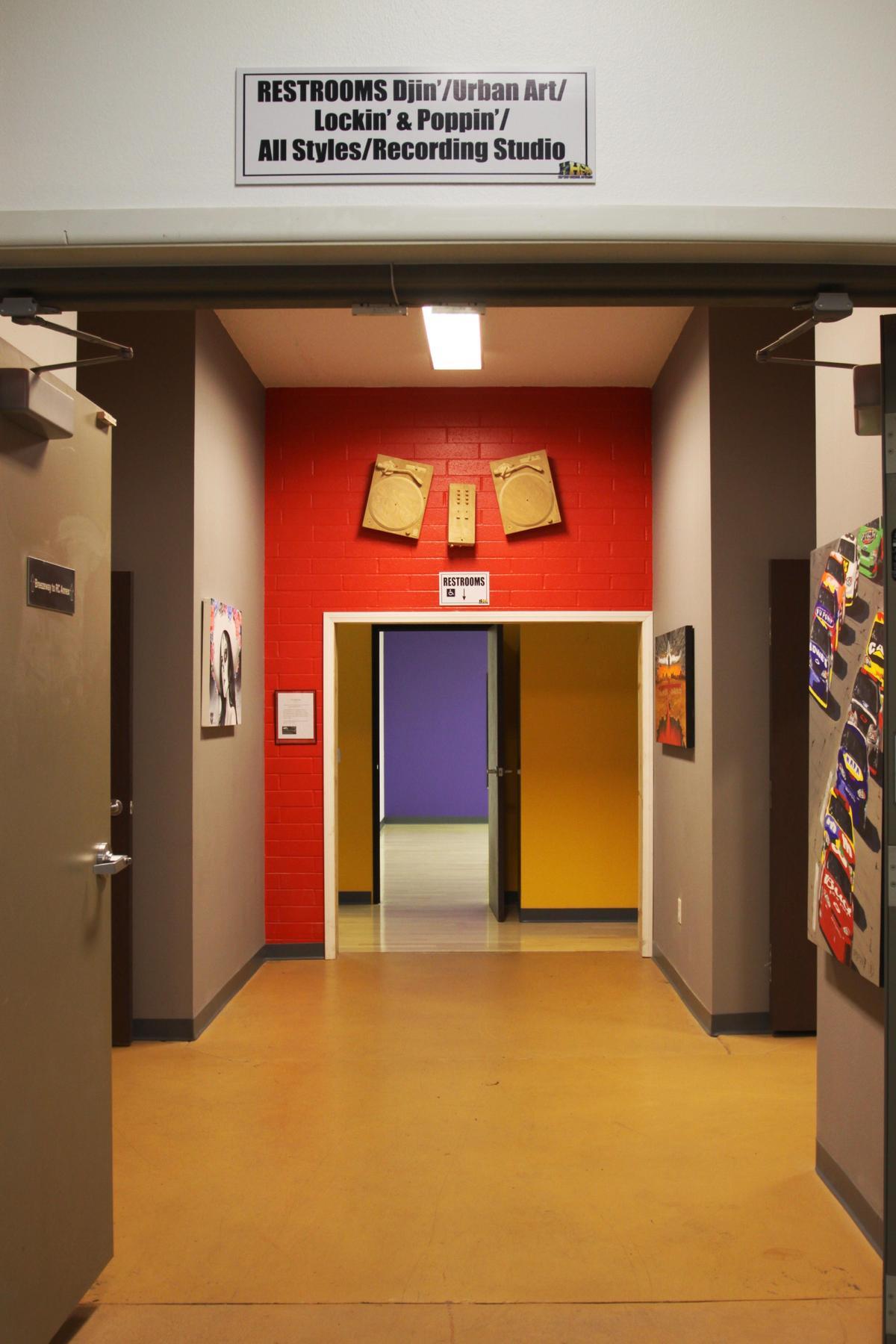 Hallway Entrance From Main Vestibule