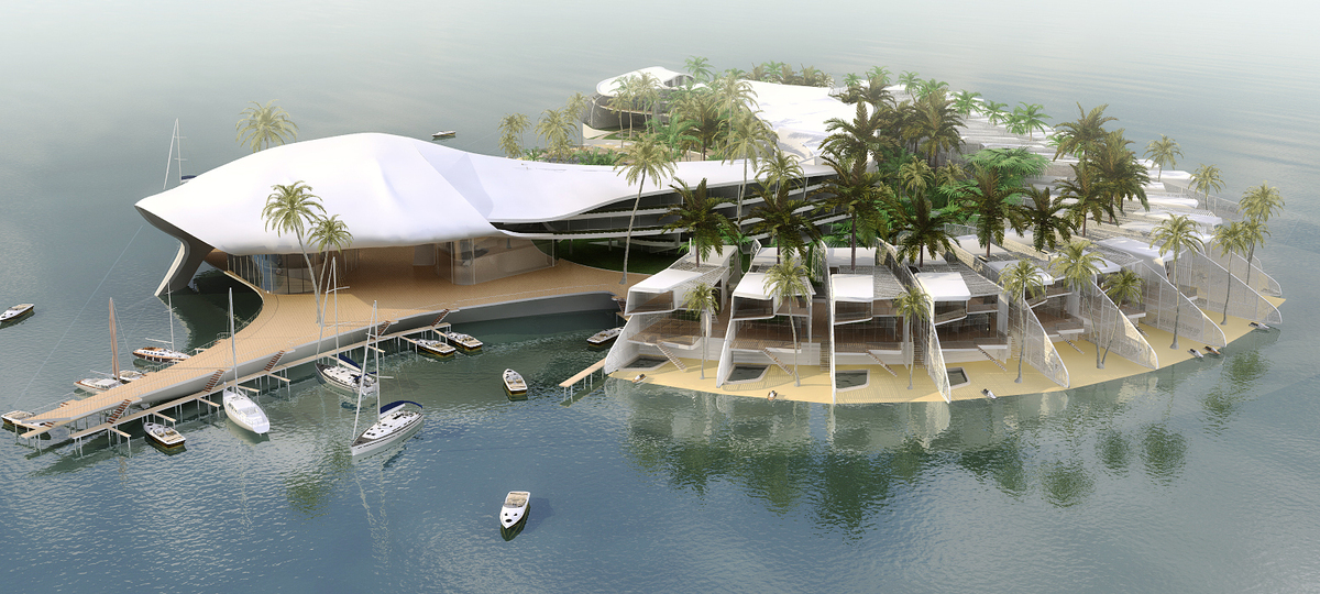 Resort ocean life the world srilanka island mahmoud for Architectural design company in sri lanka
