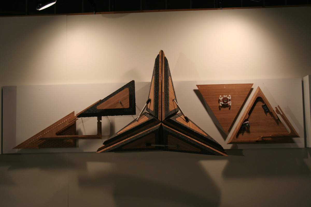 Resonant Chamber - Geoff Thun, Kathy Velikov & Wes McGee