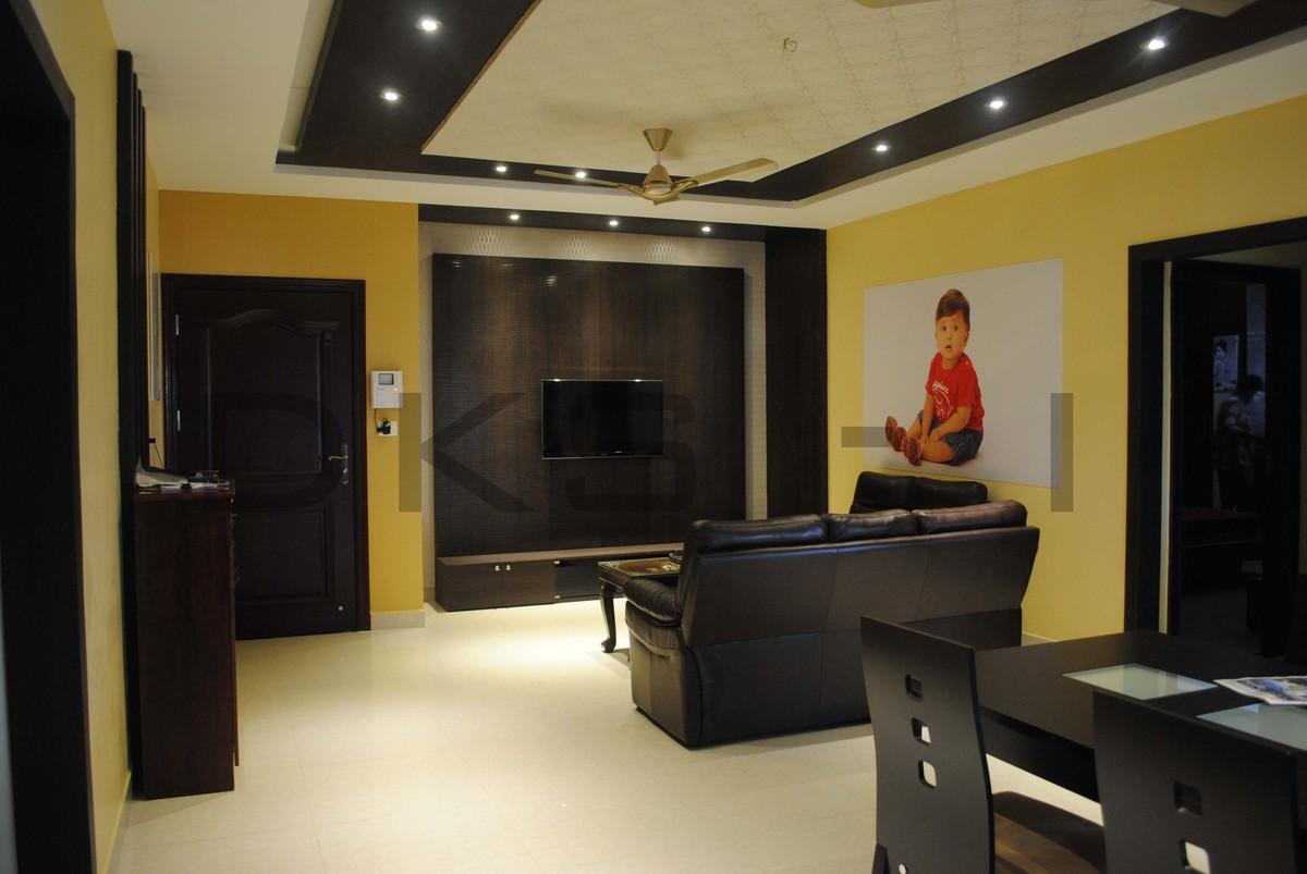 Residential Interior Design for Mr.Keerthivarman - Bollineni Hillside ...
