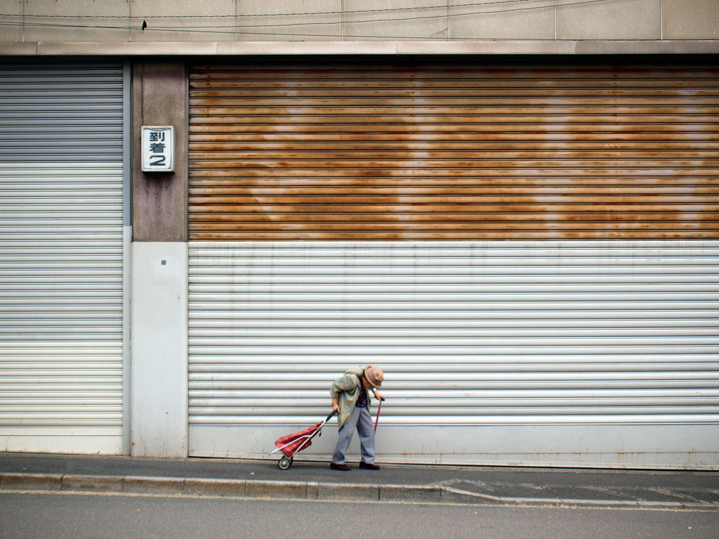 postbubble nakano.2010 Photography by Thomas Volstorf