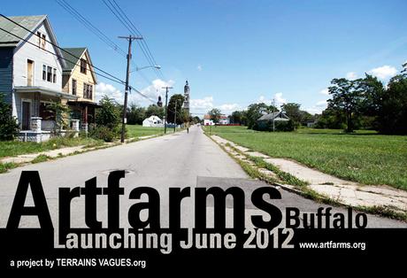 ARTFARMS Buffalo launching June 2012