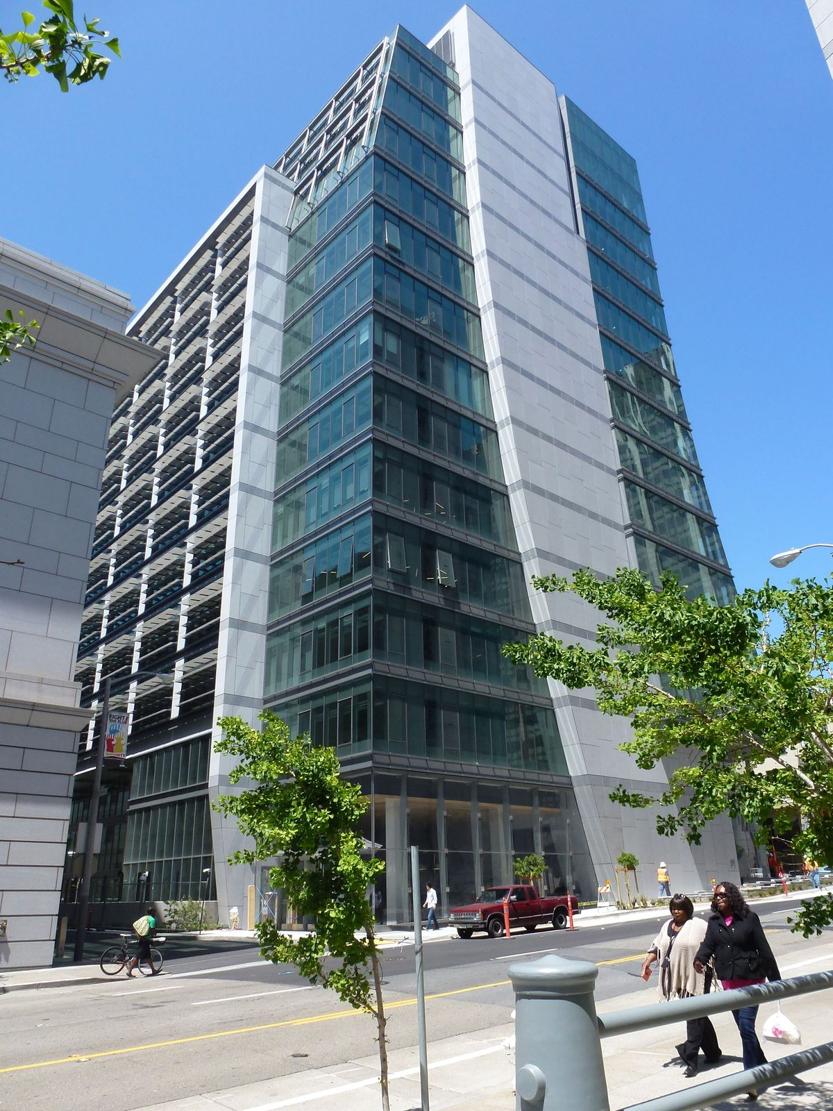 Sf public utilities commission building peter