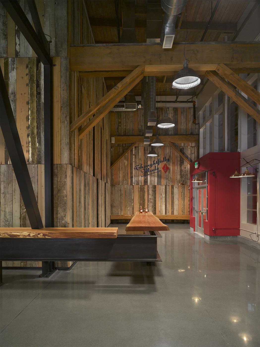 Westland Distillery in Seattle, WA by Urbanadd