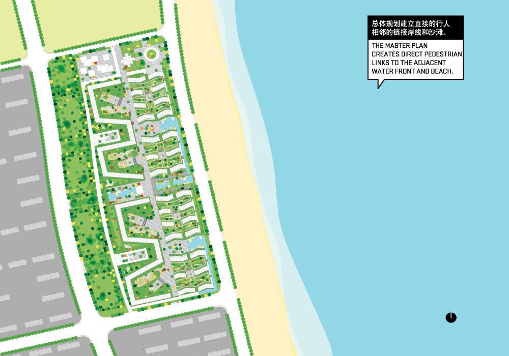 Plan (Image: HAO/Archiland Beijing)