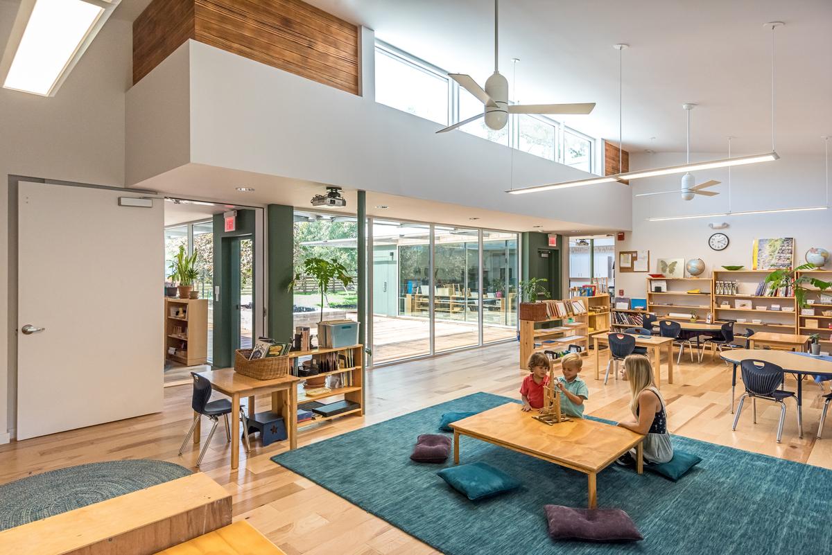 Khabele Elementary Expansion Derrington Building Studio Archinect