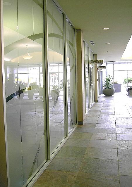 NEW - Storefront Custom Film Design