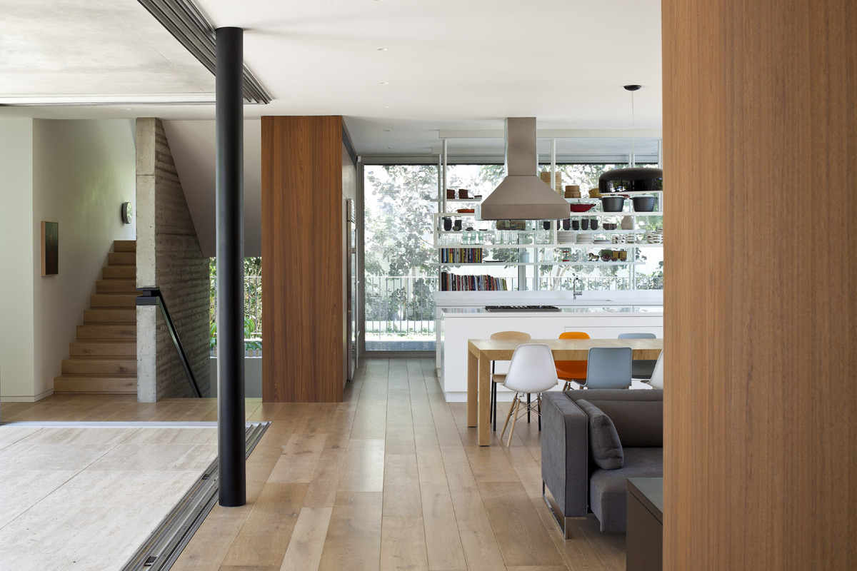 Private residence in tel aviv by weinstein vaadia architects