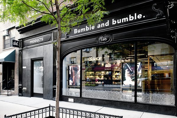 Bumble bumble uptown salon renovation new york ny emily limage archinect - Bumble and bumble salon locator ...