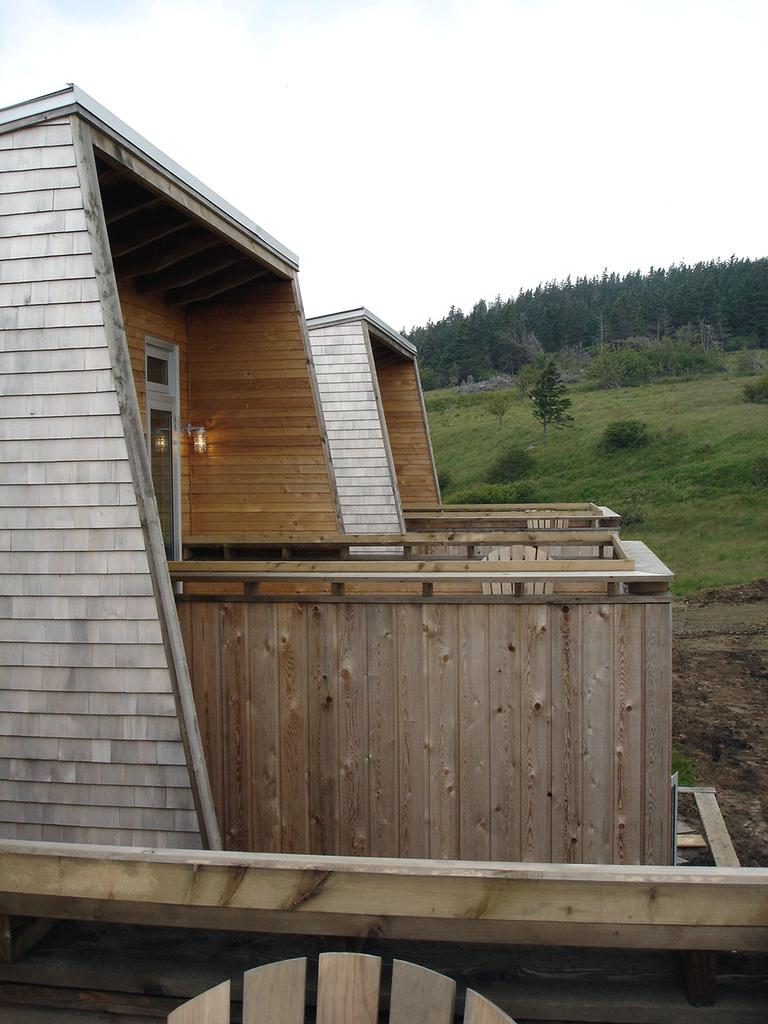 mosher cottage upper deck