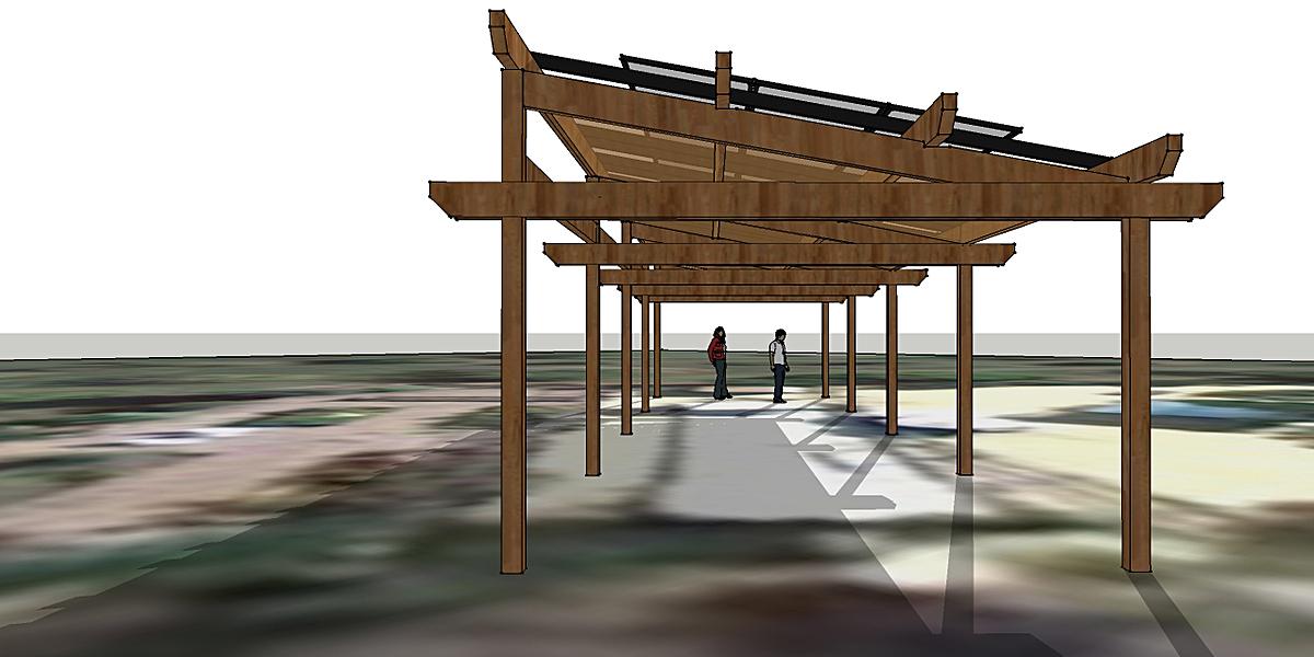 Laws Solar Arbor Go Design Archinect