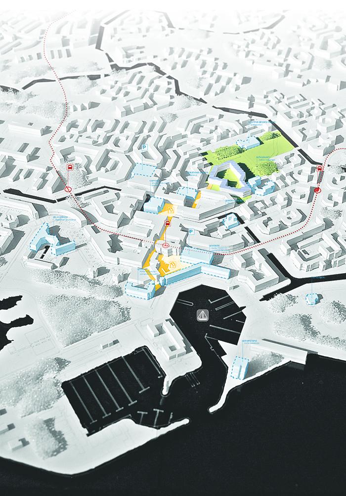 urban analysis and location