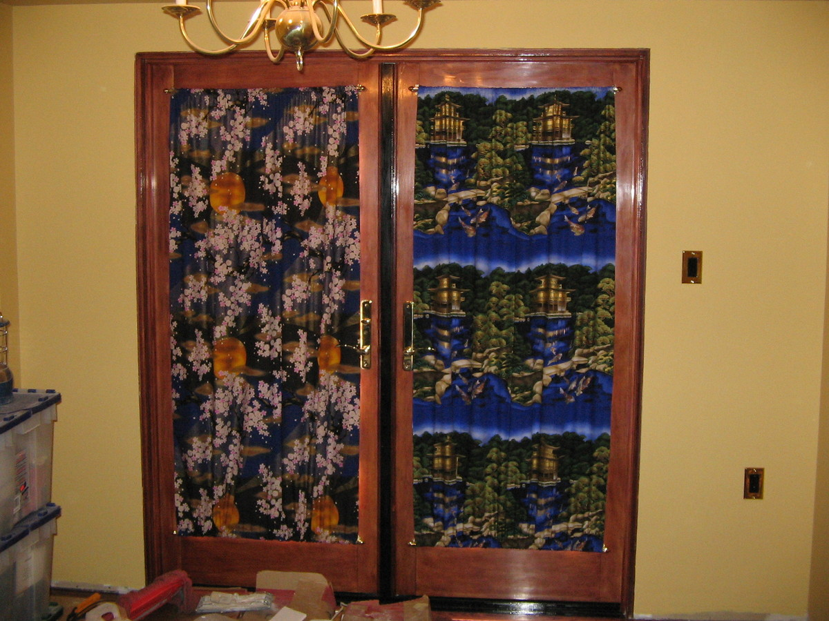 Remodel of my townhouse john massaro archinect for Anderson interior doors