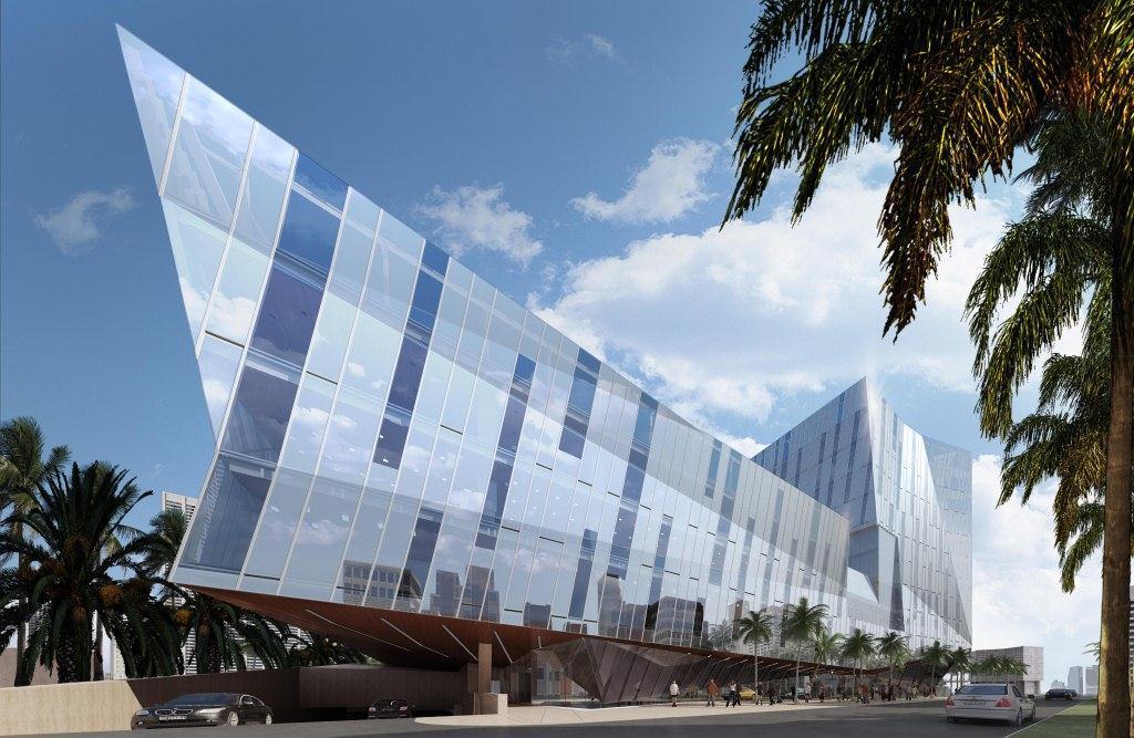 New Hospital in Lima Peru