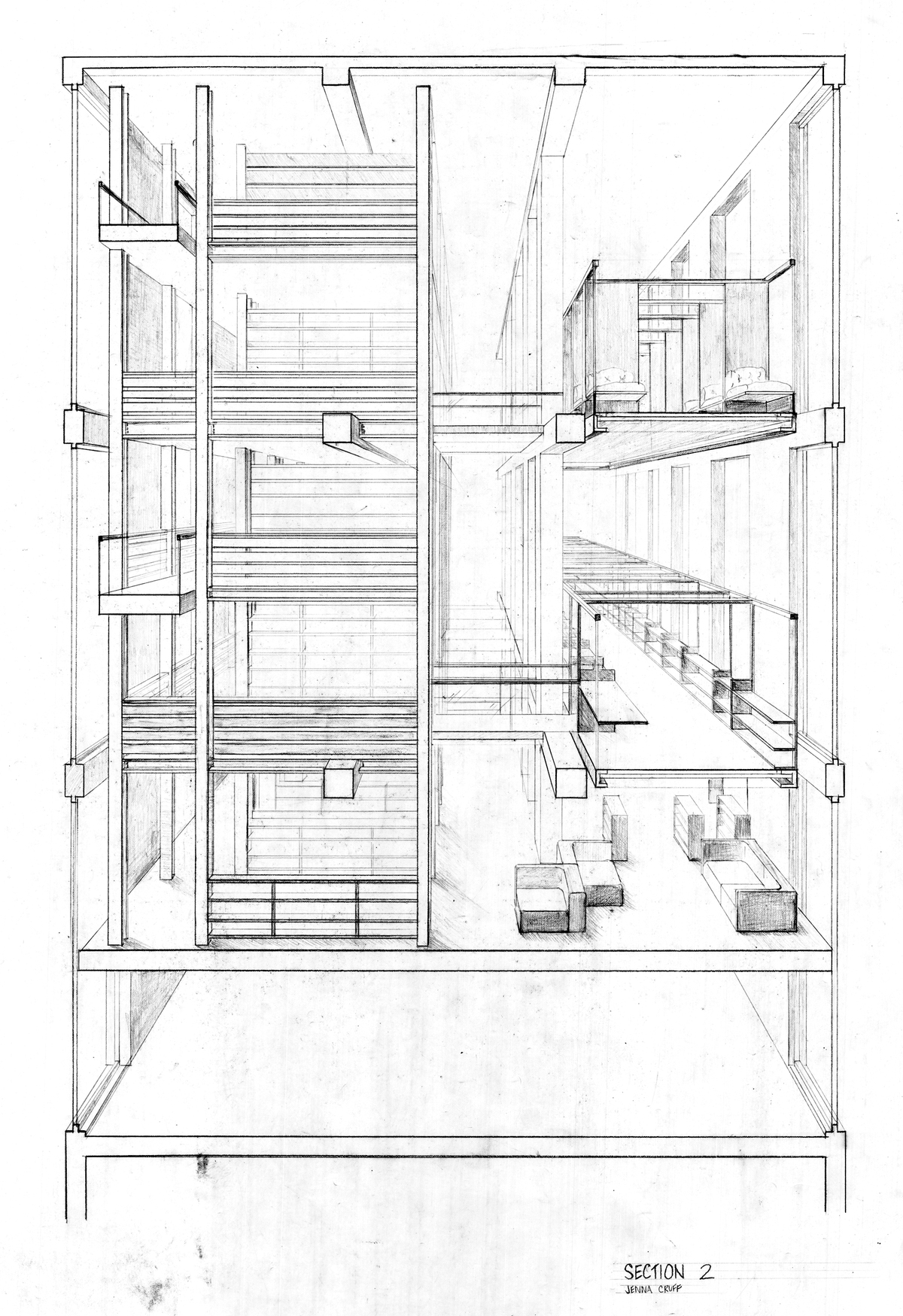 Section Perspective 2