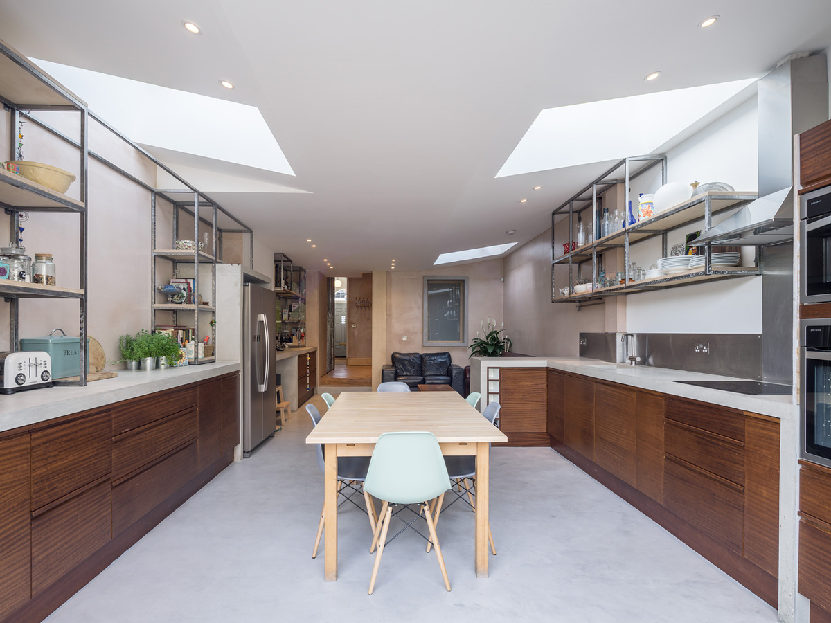 Concrete House, credit Simon Kennedy.