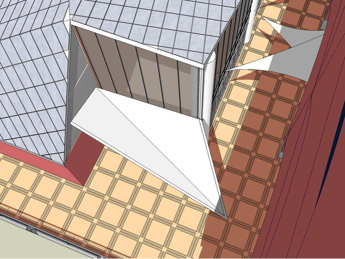 1st. design (NE top view) 2 of 3