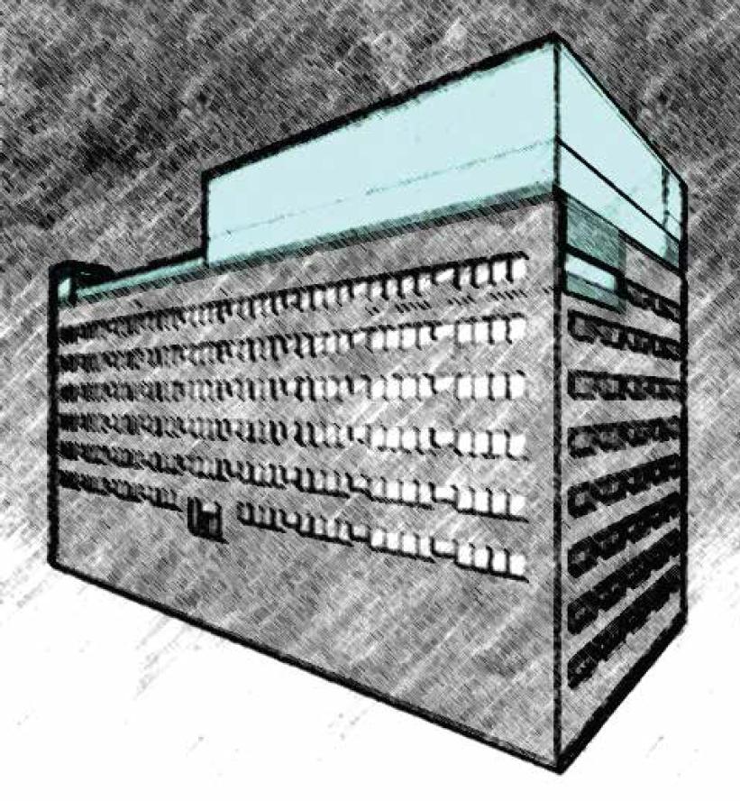 Building Facade Addition View II