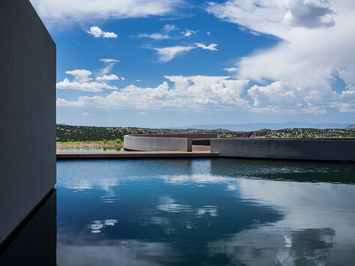 Santa Fe Ford >> Tadao Ando's sprawling Santa Fe compound for Tom Ford hits the market at $75M   Gallery   Archinect