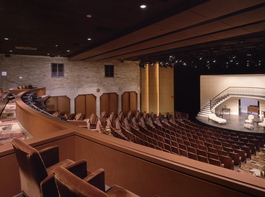 Geffen Playhouse Ronald Frink Architects Archinect