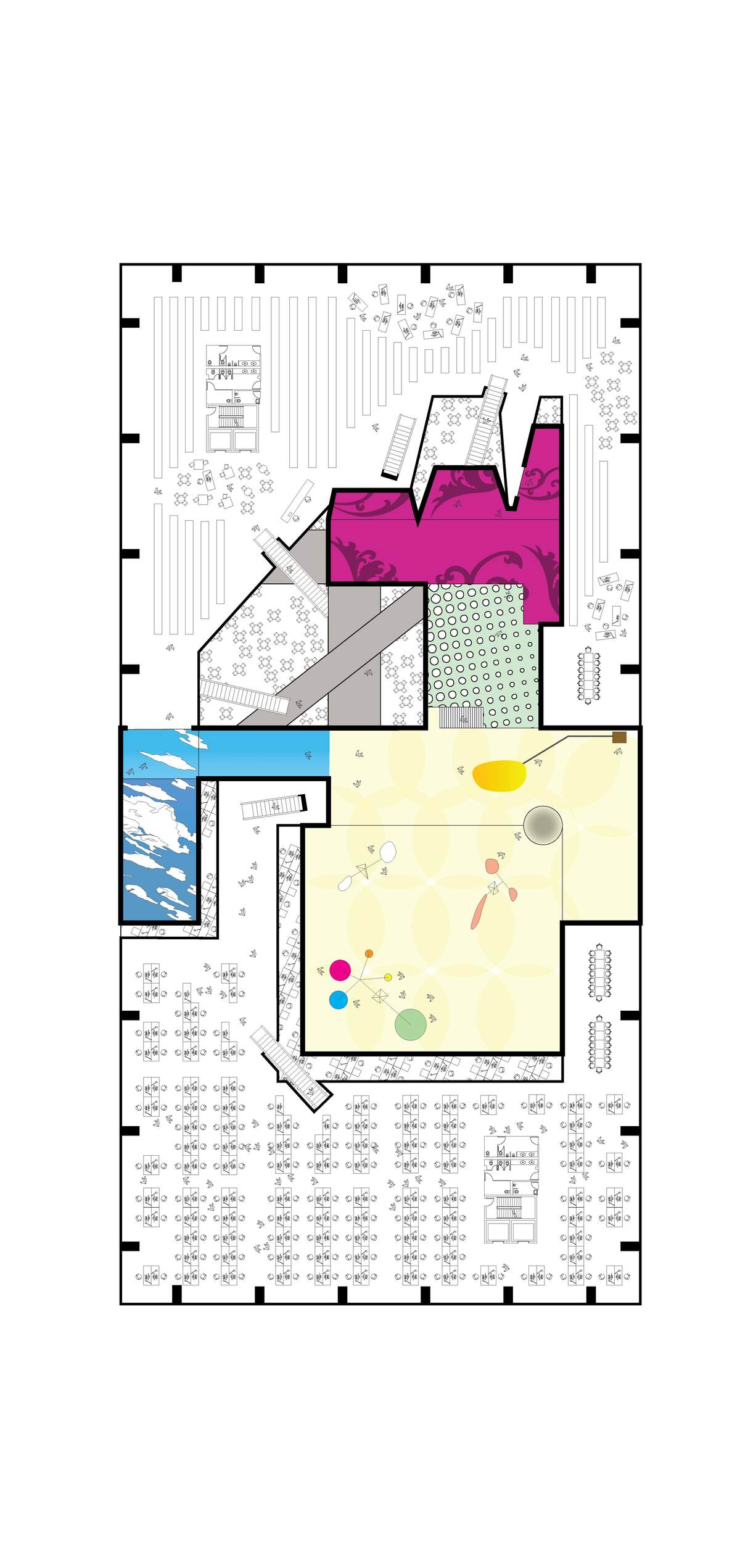 Interior City Typical Plan