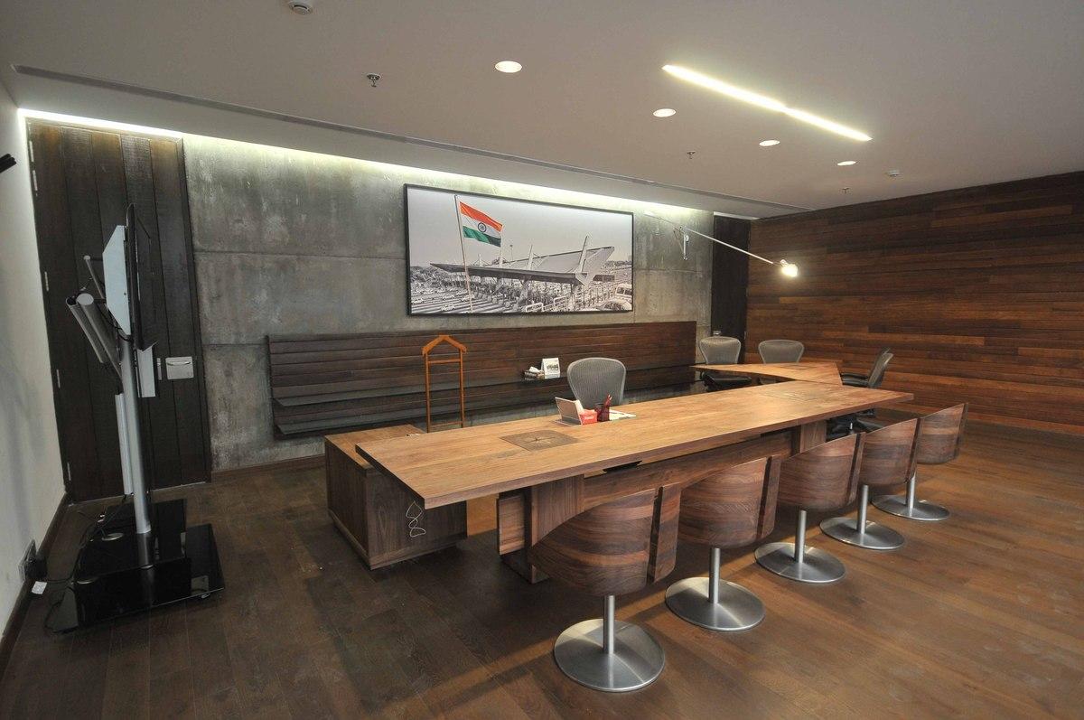 DSC Corporate Office | Archohm | Archinect