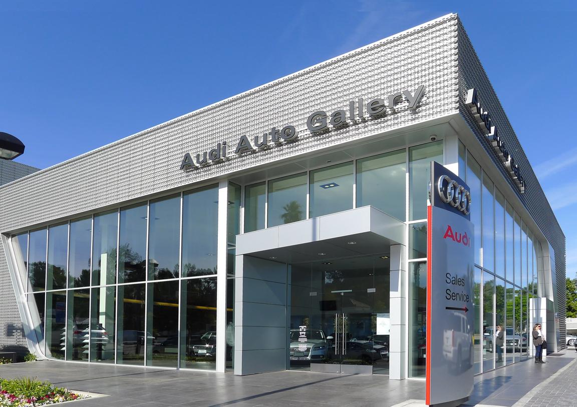 Auto gallery woodland hills