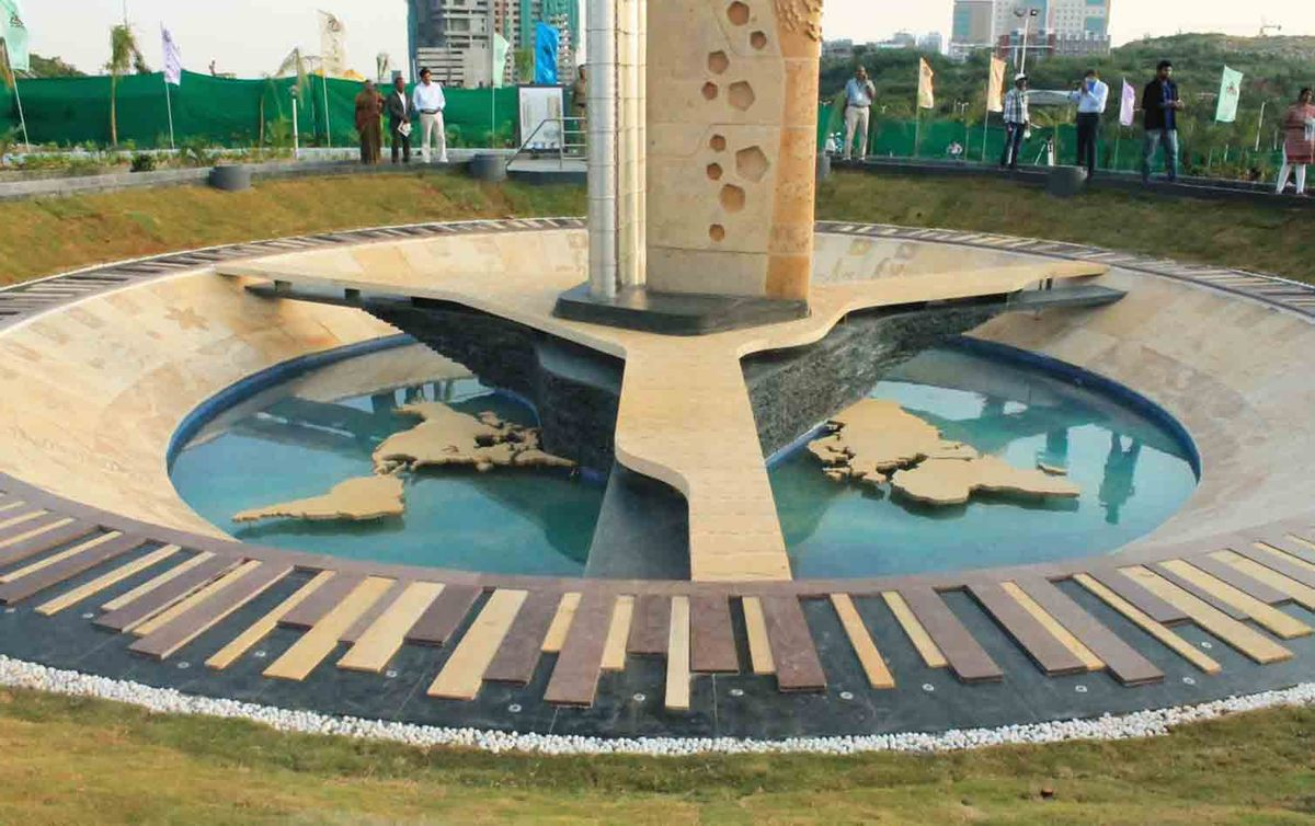 Bio diversity park gachibowli mehdipatnam road for Architecture colleges list in hyderabad